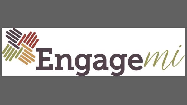 EngageMI logo