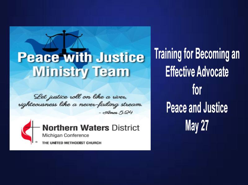 PWJ Training Event, May 27