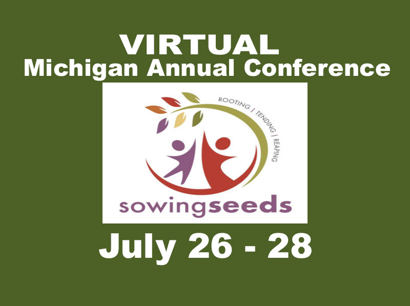 Virtual Annual Michigan Conference