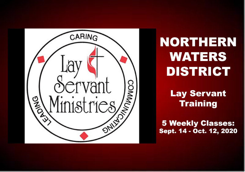 lay servant training umc